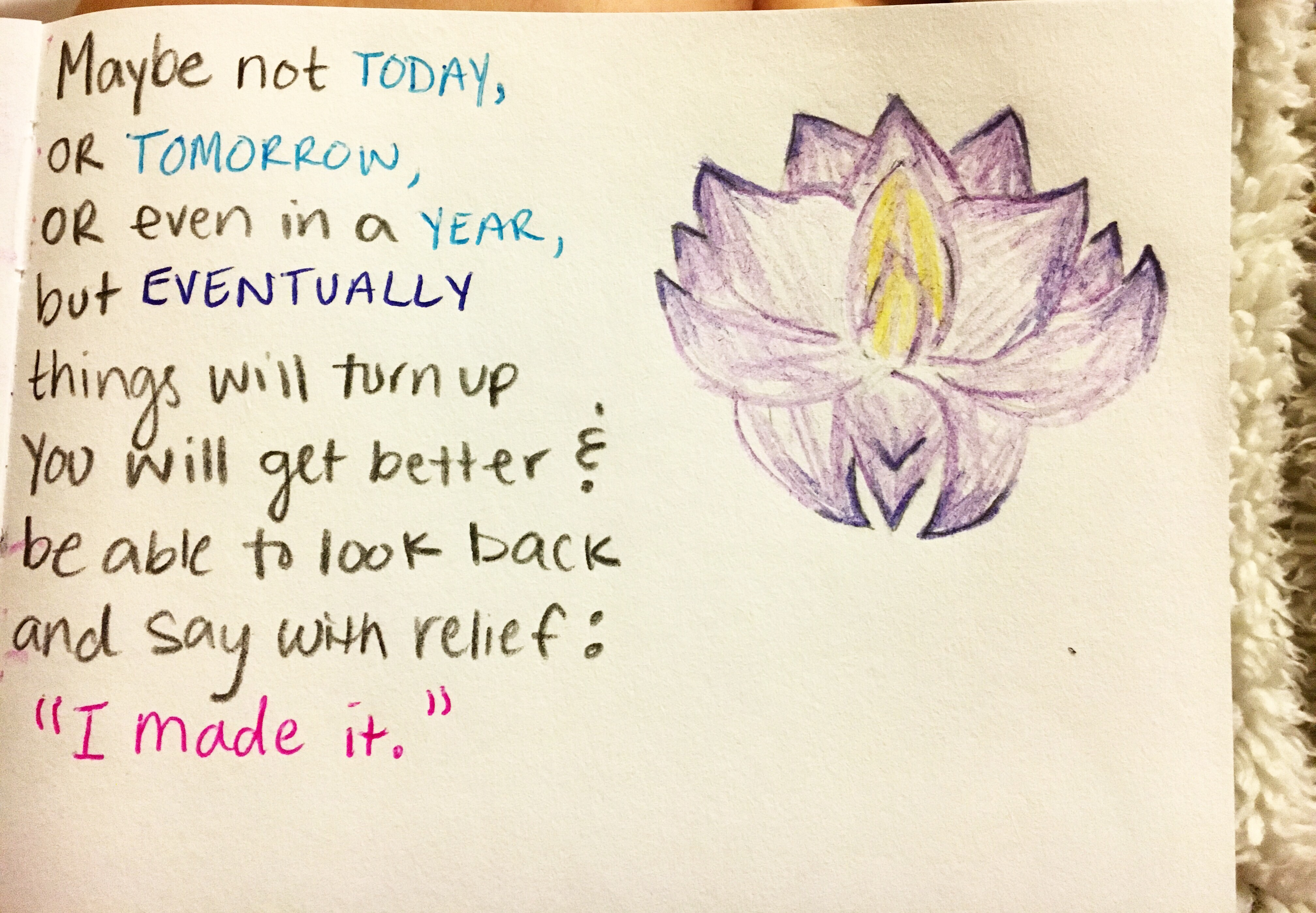 Lotus Flower The Headache Heroine
