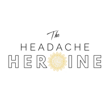 logo, headache, sunflower